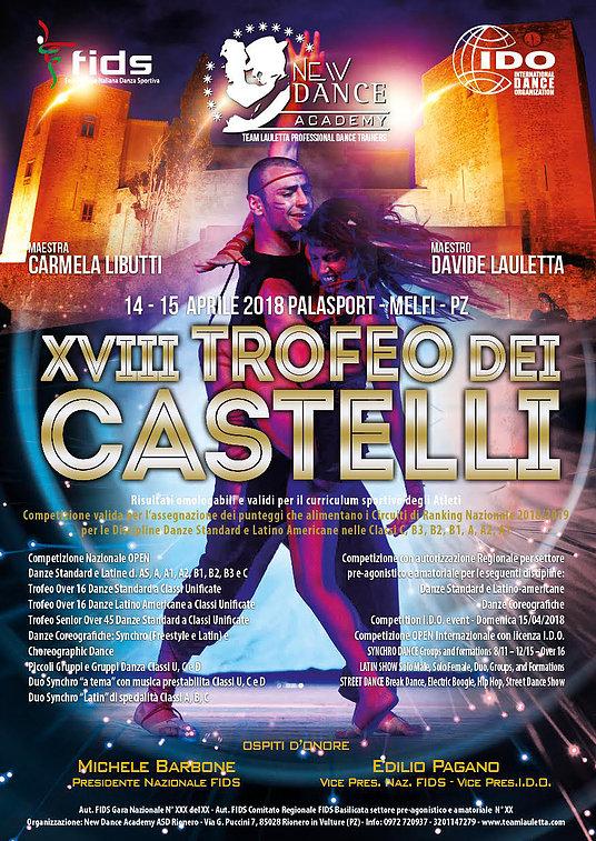 TROFEO DEI CASTELLI 2018